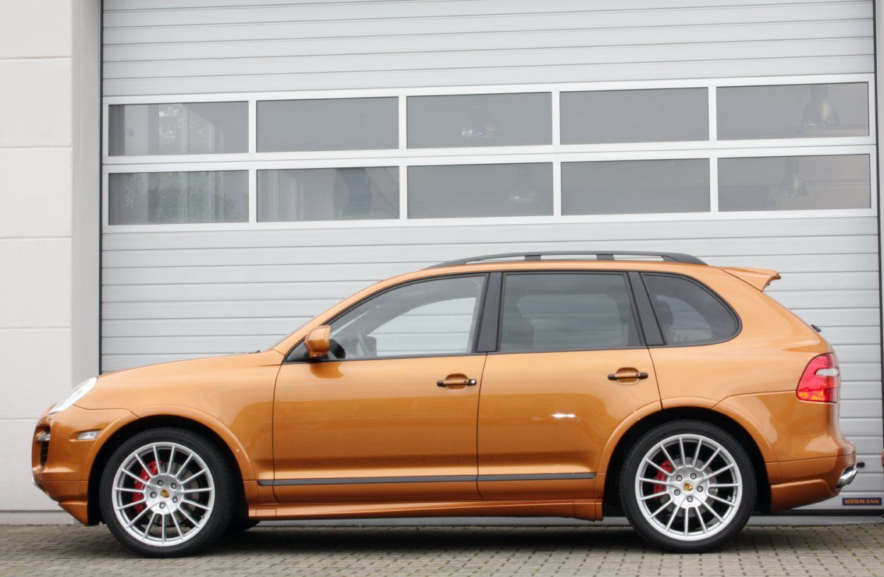 Power Cars Porsche Cayenne Gts Nordic Gold