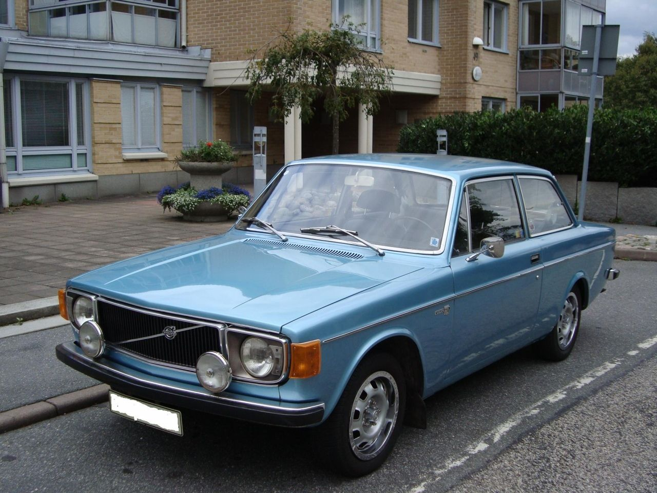 Volvo 142 S De Luxe Coupe Used Daewoo Cars