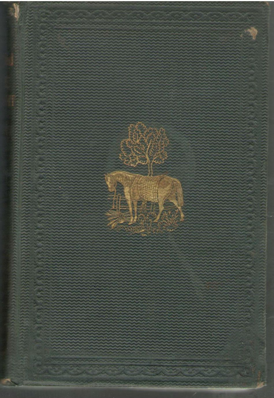 THE ILLUSTRATED HORSE MANAGEMENT; containing descriptive remarks upon Anatomy; Medicine; Shoeing; Teeth; Food; Vices; Stables; likewise an account of The Situation, Nature and Value of the various Points; together with comments on Grooms - Dealers - Breed, Edward Mayhew