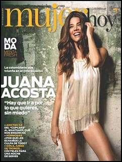 Mujer Hoy – 22 Junio 2013/Juana Acosta