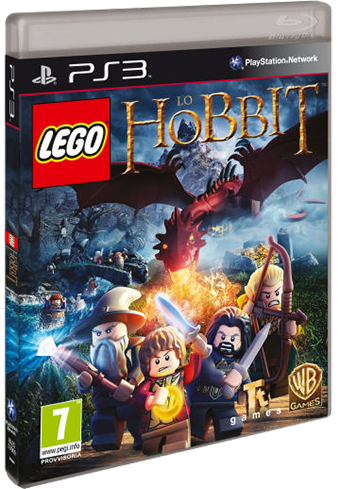 [PS3] LEGO: The Hobbit (2014) - ENG