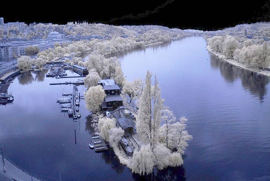Inverno na Noruega