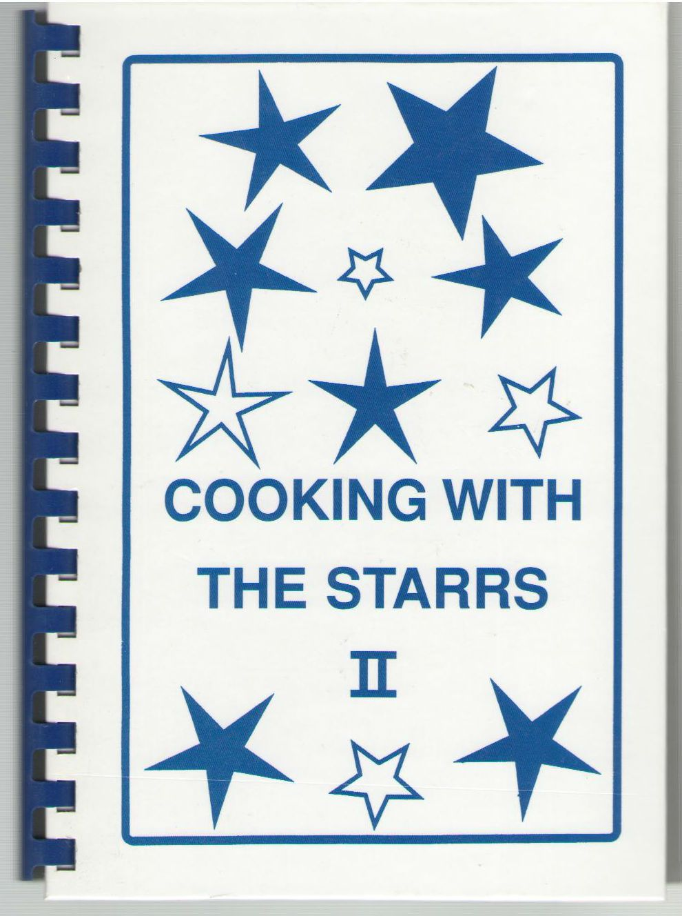 Cooking with the Starrs II, Mel Starr