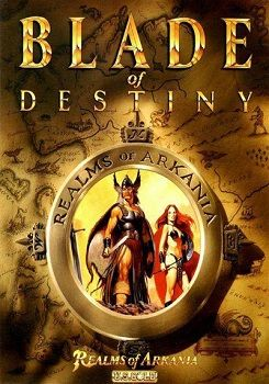 Realms of Arkania Blade of Destiny 2013 RELOADED