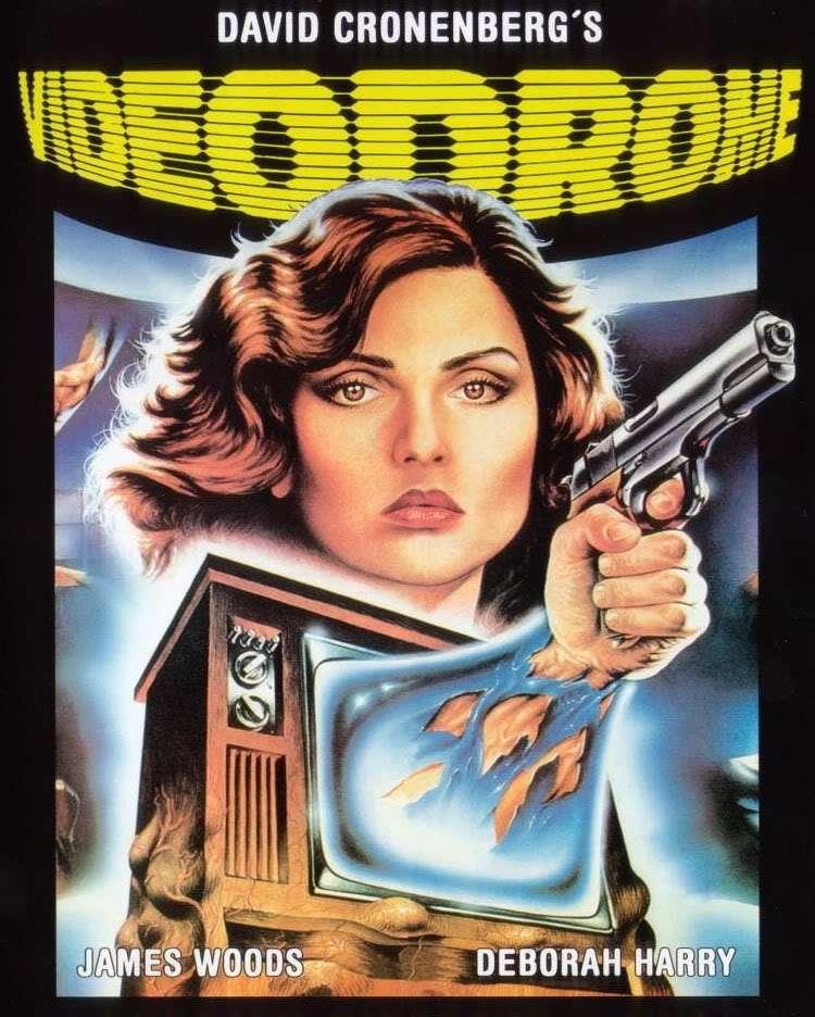 David Cronenberg – Videodrome [+Extras] (1983) | Cinema of ...