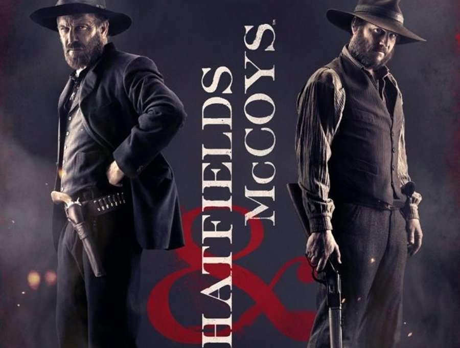 Hatfields and McCoys saison 1 en français